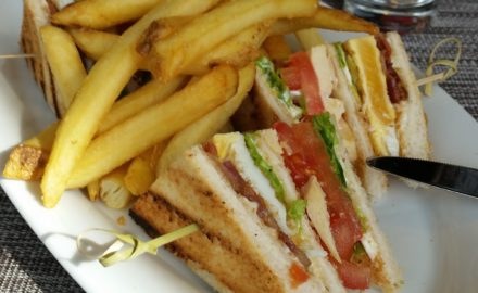 Club Sandwich courtesy nms-enns0 - Pixabay