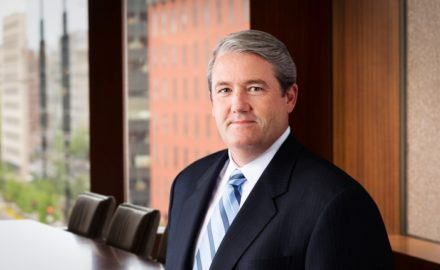 EIG Global Energy Partners' CEO and Harbour Energy's co-chairman R. Blair Thomas