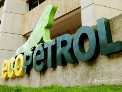 Ecopetrol oil and gas company headquarters in Bogotá, Colombia