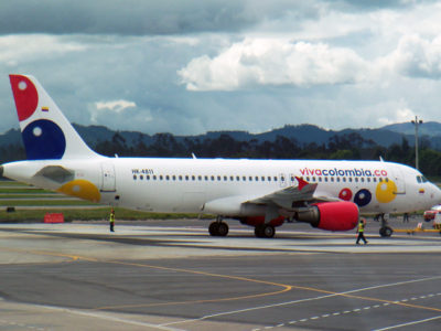 VivaColombia Colombia airplane el dorado airport (Photo credit: Viva Air)
