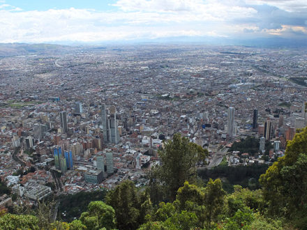 Bogotá fitch ratings downgrade city real estate property value rental