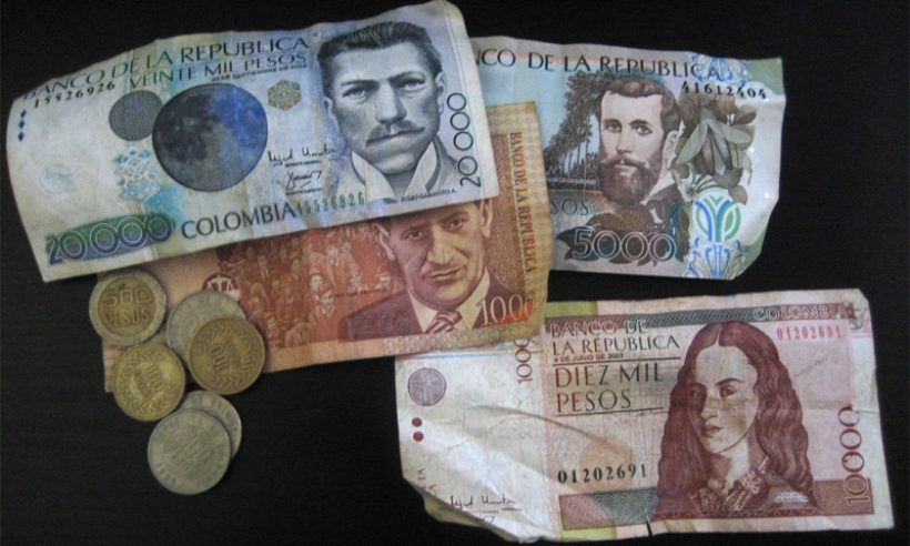colombia inflation colombian peso