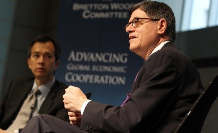 colombia secretary treasury jacob lew santos cardenas