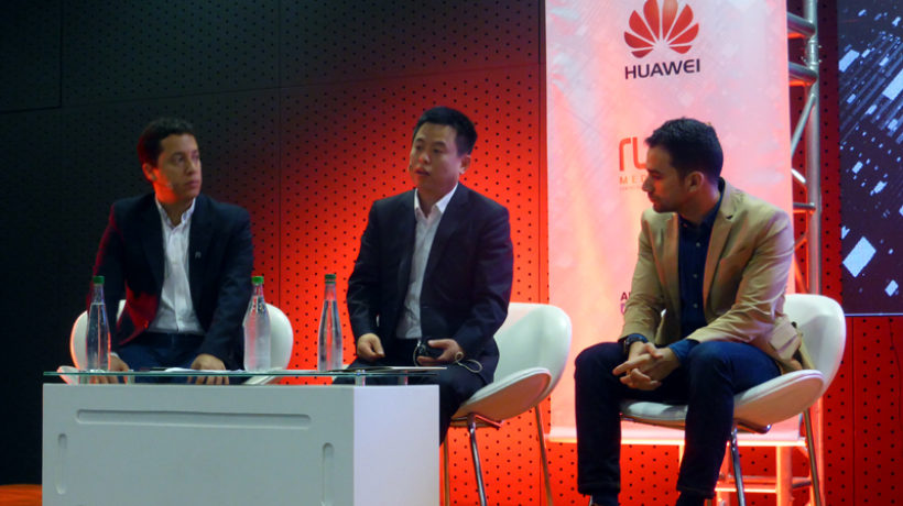 Huawei Event Ruta N Medellín Colombia