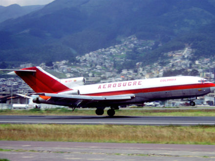 aerosucre colombia crash cargo vichada