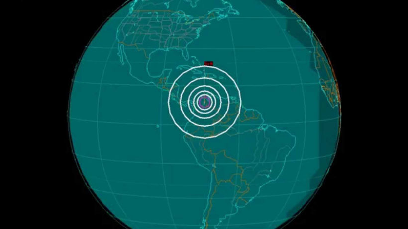 colombia earthquake model RMS