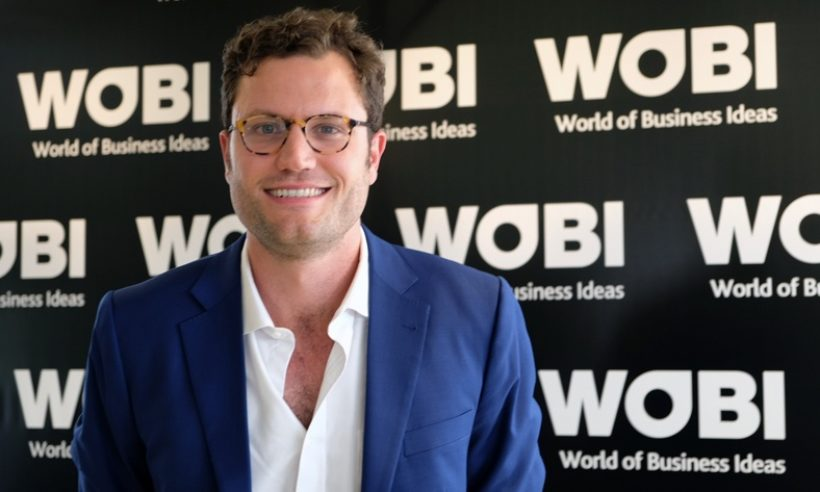 Medellín: Ben Casnocha, a veteran of Silicon Valley as an executive and author, spoke at the WOBI