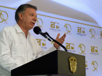 juan manuel santos colombia Venezuela national constituent assembly