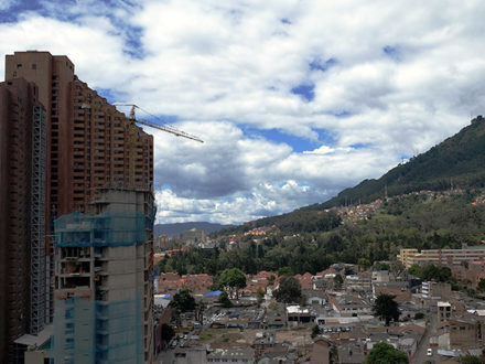 Bogota Colombia capital. (Photo credit: Jared Wade)