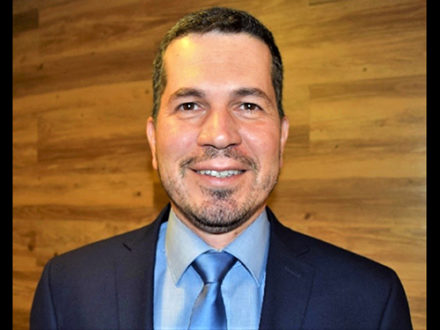 Eduardo Almeida, vice president and general manager of Latin America for Unisys. (Credit: Unisys)