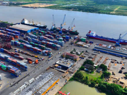 The Port of Barranquilla. (Photo credit: Puerto de Barranquilla)