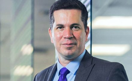 Eduardo Almeida, vice president and general manager of Unisys for Latin America. (Photo credit: Eduardo Almeida)