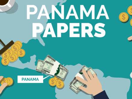 colombia corruption panama papers (Image credit: Vexels)