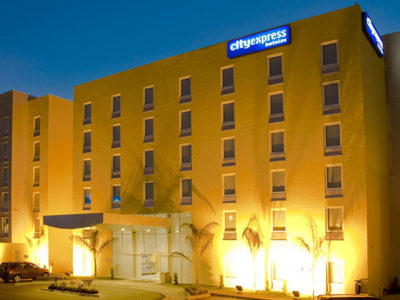 City Express hotel in Puebla, Mexico. (Credit: Hoteles City)