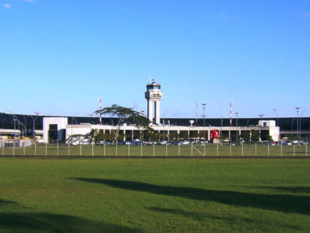 Photo: Jose Maria Cordova International Airport in Rionegro, Colombia, which is operated by Grupo Aeroportuario del Sureste, ASUR. (Credit: SajoR)