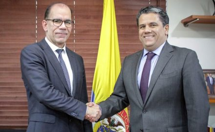 Alonso Cardona Delgado has been appointed as vice minister of mines and energy, the Ministry of Mines and Energy announced this week. (Credit: Ministry of Mines and Energy)