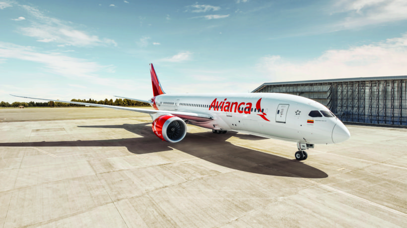 (Photo credit: Avianca)