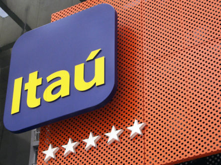 Banco Itaú Colombia (Photo credit: Thomas Hobbs)