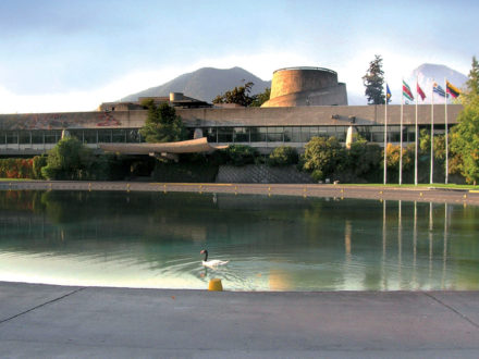 ECLAC headquarters in Santiago, Chile. (Credit: ECLAC/CEPAL)
