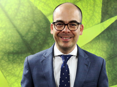 New Ecopetrol Chief Financial Officer Jamie Caballero Uribe. (Photo credit: Ecopetrol S.A.)