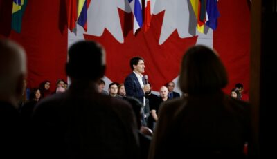 Justin Trudeau in Canada (Photo credit: Adam Scotti / PMO)