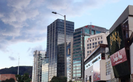Bogota photo courtesy of Cushman & Wakefield