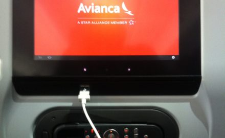 Avianca flyers can say goodbye to the full featured seats and legroom they are accustomed to. (Photo: Loren Moss)