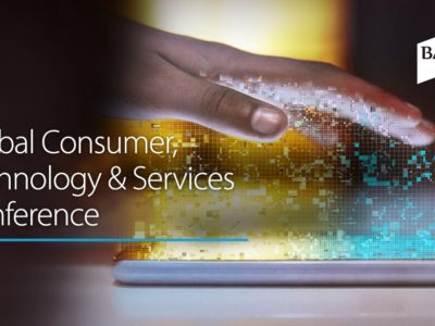 Baird presents its Global Consumer, Technology & Services Conference to be held virtually Tuesday, June 2 – Thursday, June 4.