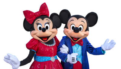 Minnie & Mickey Mouse Image by Momentmal from Pixabay