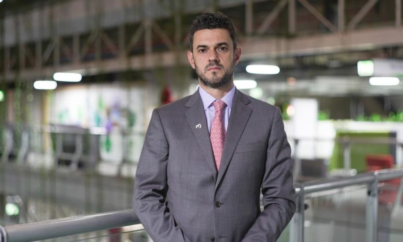 Alejandro Calderón Chatet is the new CEO of Empresas Públicas de Medellín (EPM).
